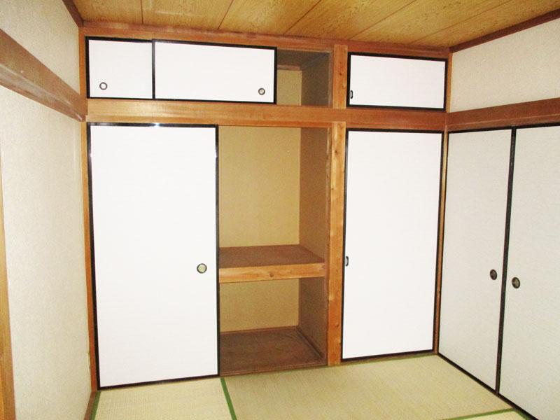 グレイシュハイツ203号室