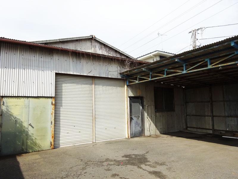 武蔵野台貸工場