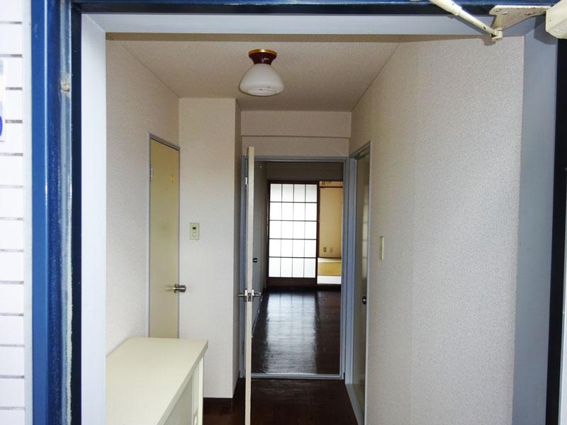 西砂グリーンマンション  201号室・305号室