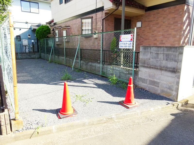 西砂2丁目駐車場用地貸地