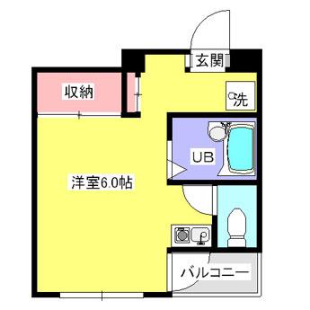 エンゼルハイム 205号室