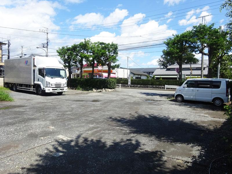 神田一括貸駐車場(事務所付き)